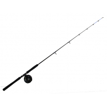 Alvey 455 B Harling Rod and Reel Combo 5ft 11in 4-6kg