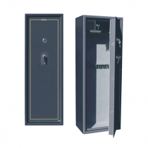 Kilwell Basic 10 Gun Safe Dual Door Key Lock