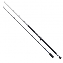 Shimano Grappler Type J B631 Light Jig Overhead Rod 6'3'' PE1.5 2pc
