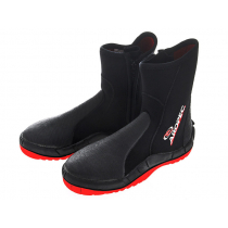 Aropec Aircraft Carrier 5mm Neoprene Zipper Dive Boots