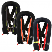 Baltic Winner 165N Automatic Inflatable Life Jacket with Harness