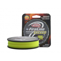 Berkley Fireline Exceed Braid Flame Green 135m 6kg 0.18mm