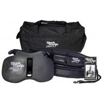 Black Magic Equalizer Fighting Belt and Harness Set