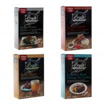Bradley Smoker Premium Flavoured Bisquettes 24 Pack