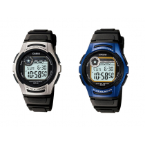 Casio W213 Digital Watch 50m