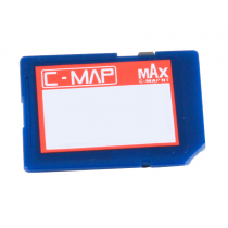 C-MAP MAX Chart Card Blank SD Card 1GB