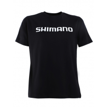 Shimano Corporate T-Shirt Black M