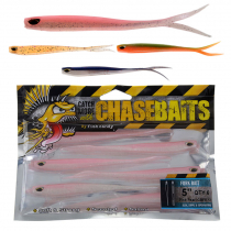 Chasebaits Fork Soft Bait 5in