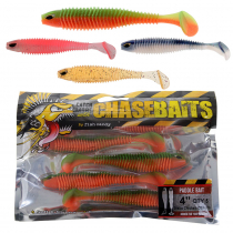Chasebaits Paddle Soft Bait 4in
