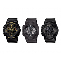 G-Shock GA100CF Camouflage Series Watch 200m