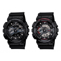 G-Shock GA110 Analog-Digital Watch 200m