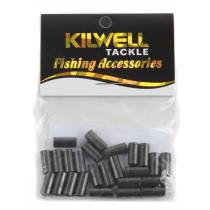 Kilwell Brass Crimp Sleeves A7 2.69mm Qty 25