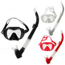 Mares Tropical Adult Dive Mask and Snorkel Set