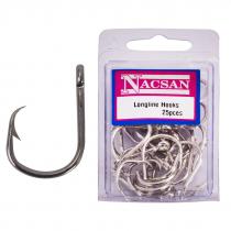 Nacsan Longline Hooks 25 Pack