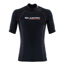 Aropec AquaThermal Short Sleeve Rash Vest
