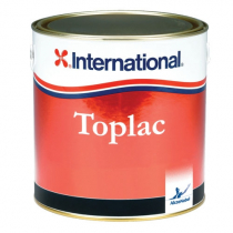 International Toplac Topside Paint 500ml Snow White