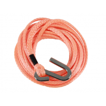 Tenob Hi Tech Winch Rope with S Hook
