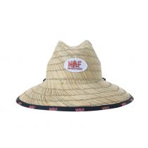 Mad About Fishing Straw Hat Medium