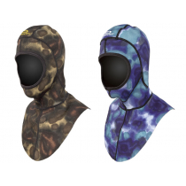 Aropec Camouflage Reversible Dive Hood 1.5mm M