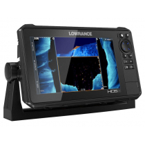 Lowrance HDS-9 LIVE GPS/Fishfinder NZ/AU with Active Imaging 3-in-1 Transducer