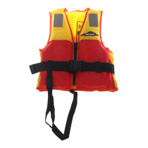 Menace Hercules Level 50 Life Jacket Red/Yellow Junior