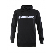 Shimano Charcoal Fleece Pullover Hoodie XL