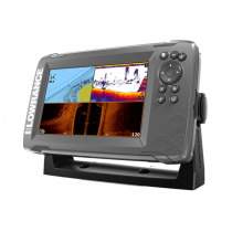 Lowrance HOOK2-7 CHIRP GPS/Fishfinder TripleShot Package