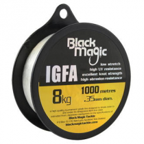 Black Magic IGFA Clear Line