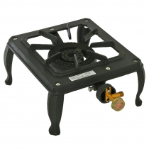 Gasmate Cast Iron Single Country Cooker