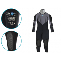 Aqualung Inferno Semi-Dry Wetsuit 7/5mm Womens 10