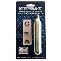 Platinum Replacement CO2 Gas Bottle for Inflatable Life Jacket 33g