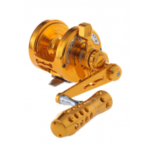 Jigging Master Monster Game PE6 High Gear Reel Gold