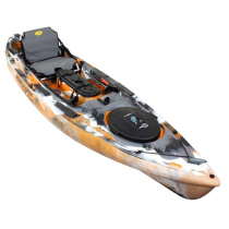 Ocean Kayak Prowler Big Game II Fishing Kayak Package Orange Camo