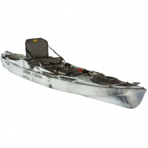 Ocean Kayak Prowler Big Game II Fishing Kayak Package Urban Camo