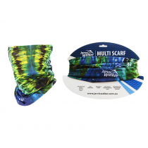 Jarvis Walker Multi Scarf Mahi Blue