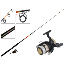 Shimano Hyperloop 4000 and Eclipse Boat Spin Combo 6ft 8-12kg 1pc