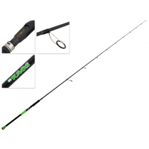 Shimano #KAOS Spinning Rod 7ft 11in 40-70g 2pc Lime Green