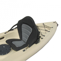 Deluxe Kayak Backseat with 2 Rod Holders
