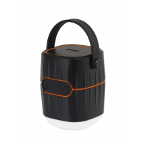 Kiwi Camping Bluetooth Speaker with LED Lantern