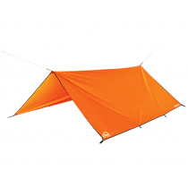 Kiwi Camping Kereru 3 Fly Tent Orange 300 x 290cm
