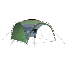 Kiwi Camping Savanna 3.5 Deluxe II Recreational Shelter with 2 Solid Curtains
