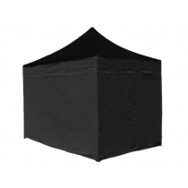 Kiwi Camping 3x3 Shelter Side Curtains Black