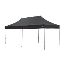 Kiwi Camping Market Shelter Black 6x3m