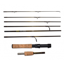 Kilwell Pack Away 768 Fly/Spin Rod 7ft 6in #4/5 3-15g 8pc