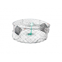 Light Round Crab Pot 72 x 72 x 27cm