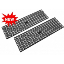 Milenco Giant Lattice Grip Mats (set of 2)