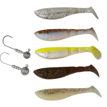 Savage Gear 4Play Shad LB Pro 7.2cm Softbait Value Pack