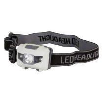 3W LED Headlamp with 2 Red LEDs