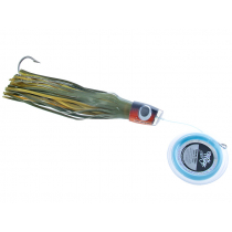 Black Magic Firkins Fugly Premier Lure - Single Rigged
