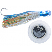 Black Magic Freedom Grand Slammer Premier Tuna Lure - Single Rigged